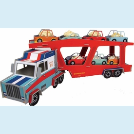 Big Rig Truck Centerpiece - click to enlarge