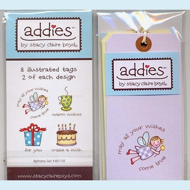 Birthday Gift Tags - click to enlarge