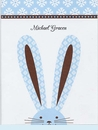Blue Bunny Ears Notes