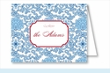Blue China Note Cards