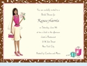 Bridal Cutie Invitation