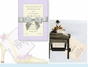 Bridal Shower Invitations - <i>Elegant & Embellished</i>