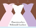 Bridesmaid Luncheon / Spa Day Invitations
