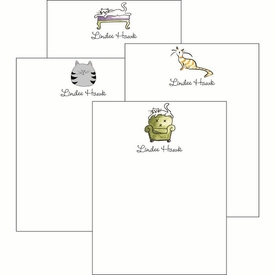 Cats Cute Collections Notepad Set - click to enlarge