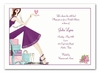 Chic Bride Invitation