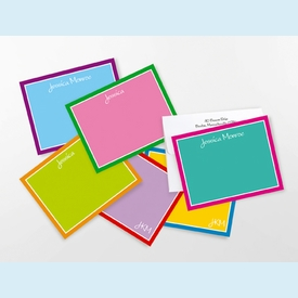 Colorful Correspondence Cards (set of 24) - click to enlarge