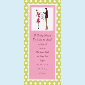 Couples Shower Invitation - click to enlarge