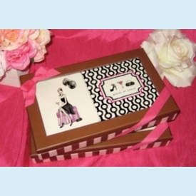 Disco Ball Notes Gift Set - click to enlarge