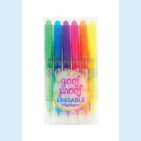 Goof Proof Erasable Markers - click to enlarge