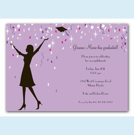 Graduation Party Invitation - click to enlarge