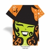 Hello My Pretty Witch Theme Napkins