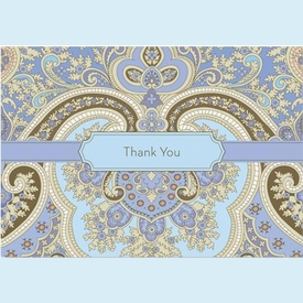 Hither Creek Petite Thank You Notes - click to enlarge