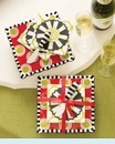 Holiday Trivet & Napkin Set