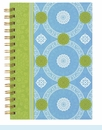 Isabelle Blue Small Blank Journal