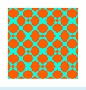 Jonathan Adler Hollywood Beverage Napkins