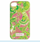 Lilly Pulitzer iPhone 5 Chin Chin Case