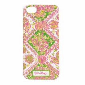 Lilly Pulitzer iPhone 5 Water Wings Case - click to enlarge