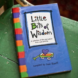 Little Bits of Wisdom Book - click to enlarge