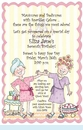 Little Spa Girls Invitation