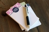 Monogrammed Small Notes