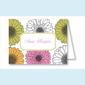 Multi Sunflowers Note Cards - click to enlarge