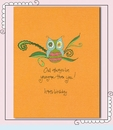 Owl Always Be Younger Birthday Card