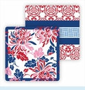 Paper Coasters - Red Oriental