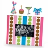 Party Paper Birthday Photo Frame