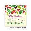 Personalized Holiday Gift Stickers - many styles