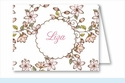 Pink Cherry Blossom Note Cards