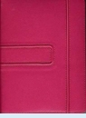 Pink Leatheresque Journal
