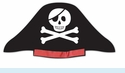 Pirate Hat Invitation