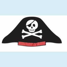 Pirate Hat Invitation - click to enlarge