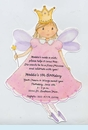 Pixie Fairy Invitation