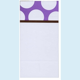 Purple Spot Pad - click to enlarge
