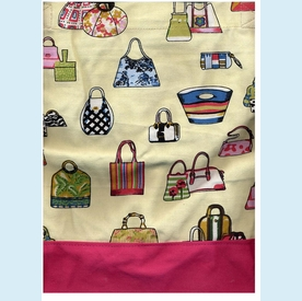 Purse-n-ality Tote Bag - click to enlarge