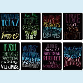 Quotations Pocket Pal Journals - click to enlarge
