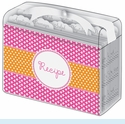Recipe Boxes & Cards - 13 styles!