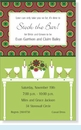 Seasonal Soiree Invitation