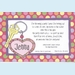 Sweet 16 Teen Invitation - click to enlarge