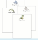 Swimmers Cute Collections Notepad Set