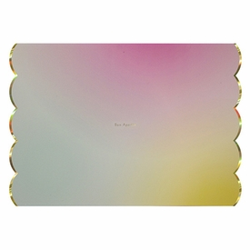 Toot Sweet Ombre Placemats - click to enlarge