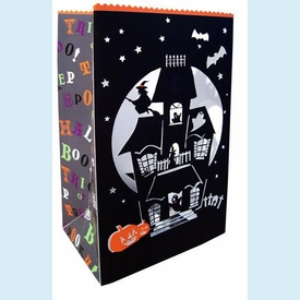 Trick or Treat Luminary - click to enlarge