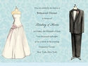 Wedding Attire Invitation