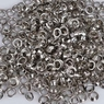"1/4"" #0 Nickel Grommets and Washers 2000 Package"