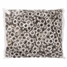 "1000 #2 3/8"" Grommets & Washers Nickel Eyelets"