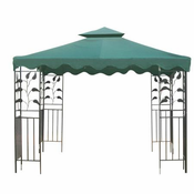 10x10 ft Garden Gazebo Replacement Canopy Top Green  sc 1 st  Trend Times Toy Stores & Gazebo Tops u0026 Canopy Replacement