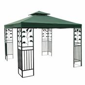 10x10 ft Gazebo Canopy Replacement Top Garden Green  sc 1 st  Trend Times Toy Stores & Gazebo Tops u0026 Canopy Replacement