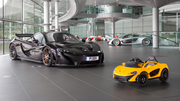 Magic Cars� McLaren P1 12 Volt Ride On Remote Control RC Car For Kids