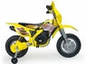 12v Ride On Dirt Bike For Children W/Removable Training Wheels